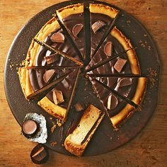Nothing says best friends forever quite like chocolate and peanut butter: http://www.bhg.com/recipes/desserts/chocolate/dark-chocolate-dessert-recipes/?socsrc=bhgpin022014chocolatepeanutbuttercheesecake&page=2