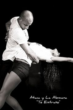 One of the best bachata couple ever.