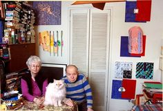 Herbert and Dorothy Vogel - the most inspiring collectors of our time. Who would have ever thought a postal clerk and librarian could compile one of the most important minimalist and conceptual art collections in America?