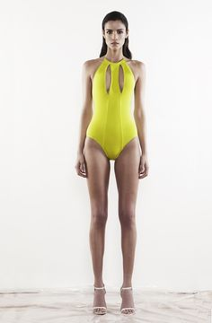 Cushnie Et Ochs Resort Swim 2014 Collection Lookbook / Cushnie Et Ochs