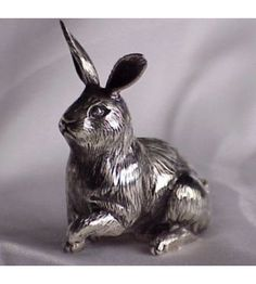 Buccellati Silver- Animals Sterling Silver Rabbit