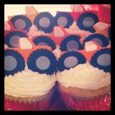 #monstertruck #party monster truck cupcakes :)