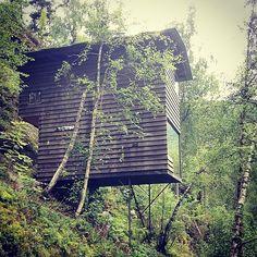 Juvet Landscape Hotel, Valldal, Norway.