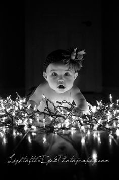 Christmas Photography - have to do this with the baby