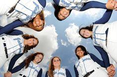 Cute Softball Team!