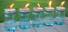 Citronella Mason Jar - Southern Savers
