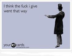 that way.