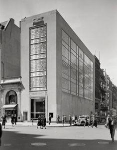 Steuben Glass: 1937