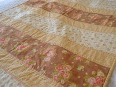 pretty quilt on etsy.