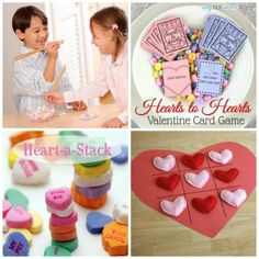 Love is a Game! 15 Classroom Valentine Party Game
