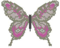 Glass Butterfly,