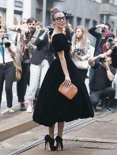 Street Style at Milan Fashion Week S/S13