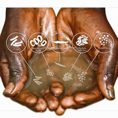 Clean water! 1 Billion people on the earth do not have it!