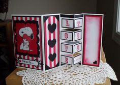 """WT466, """" Sweety ...Love You """" by wendy2512 - Cards and Paper Crafts at Splitcoaststampers"""