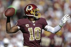 RG3 gets the W vs Chargers