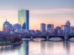 Take a tour of the beautiful historic city of Boston!