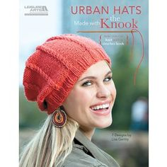 Urban Hats Made with the Knook Digital Download