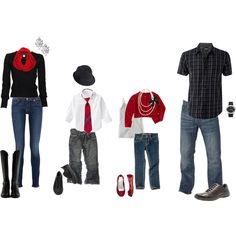 family clothing ideas