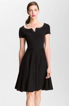 'Mele' full skirt dress