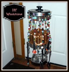 WINDCHIMES: DIY Windchime Project