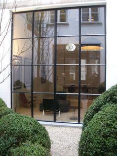 Windows by Philip V, Schilde - Belgium
