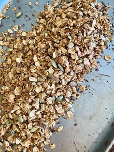 Easy and delicious granola! Homemade!
