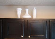 I Will Joy: DIY: Milk Glass- but not.