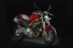 Ducati 20th Anniversary Monster Motorcycle motorcycl, ducati monster