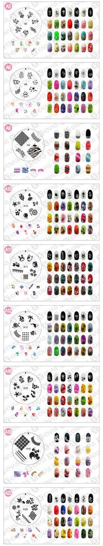 Nail Art Stamp!