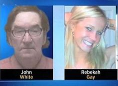 Necrophiliac pastor sentenced in murder of Rebekah Gay Wanting to fulfill his sexual fantasy of making love to a corpse, former Michigan minister and pastor John D. White, 55, was sentenced on April 18 to a minimum of 56 years behind bars for murdering his former fiancée's 24-year-old daughter, Rebekah Gay.