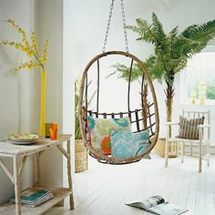 Egg Chair from Pier1 Imports | Young House Love