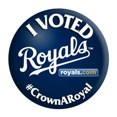 #CrownARoyal the best hashtag