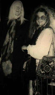 Janis and Johnny
