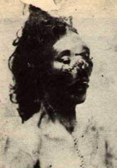 Jack the Ripper victim