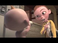 Amazing Pixar Short Film- Jack Jack (Incredibles)