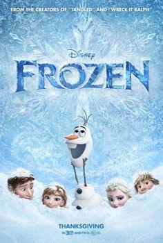 A peek into Disney's newest movie - FROZEN