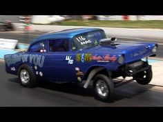 ▶ 2014 Gasser Reunion Classical AA/Gassers Crook Ohio Outlaw AA/Gassers Nostalgia Drag Racing - YouTube