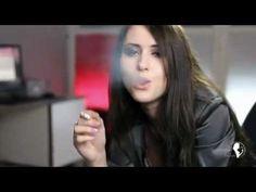 nicotin ladi, smoke fetish