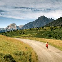 Rave Run: Livingston, Montana