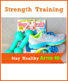 How To Stay Healthy After 40-Strength Training #livewithbeauty