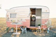 retro caravan. Love.