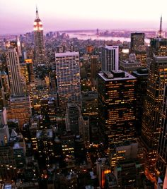 Manhattan, New York | Best places in the World