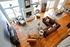 Parade of Homes 2014: Vote for your favorite living room!