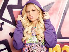 chanel west coast. love this girl!