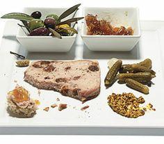 Pork, Prune, and Green Peppercorn Pâté - Bon Appétit