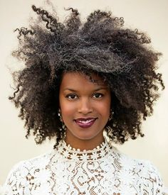 """""""A"""" is for Amazing Afro!!"""