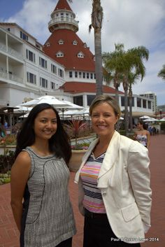 When you visit Hotel del Coronado, the stellar marketing team is available to help you plan every aspect of your time spent at this resort before you arrive and during your stay!