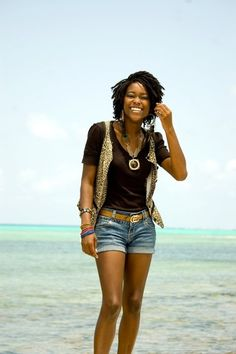 short locs are gorge