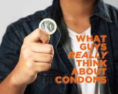 What Guys Really Think About Condoms