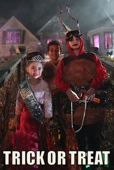Happy Halloween from the Bravermans! #Parenthood